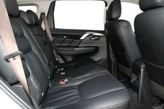 2019 Mitsubishi Pajero Sport QE MY19 Black Edition Starlight 8 Speed Sports Automatic Wagon