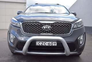 2015 Kia Sorento UM MY16 SLi Grey 6 Speed Sports Automatic Wagon.