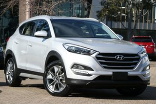 2018 Hyundai Tucson TL MY18 Active X (FWD) Platinum Silver 6 Speed Automatic Wagon