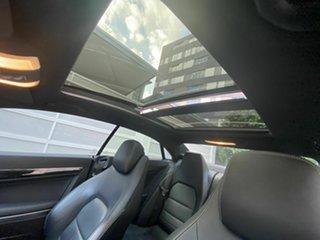 2009 Mercedes-Benz E-Class C207 E250 CDI BlueEFFICIENCY Avantgarde Silver 5 Speed Sports Automatic