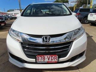 2014 Honda Odyssey VTi White Automatic Wagon