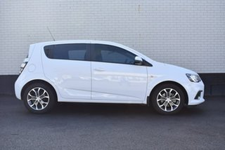 2016 Holden Barina TM MY17 LS White 6 Speed Automatic Hatchback