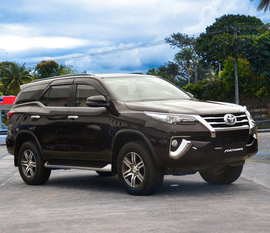 Demo Toyota Fortuner  , Toyota Fortuner Phantom Brown Automatic