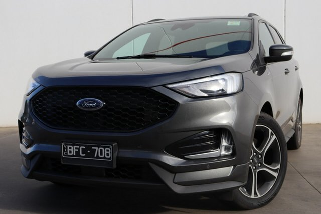 Demo Ford Endura CA 2019MY ST-Line SelectShift AWD, 2019 Ford Endura CA 2019MY ST-Line SelectShift AWD Magnetic 8 Speed Sports Automatic Wagon