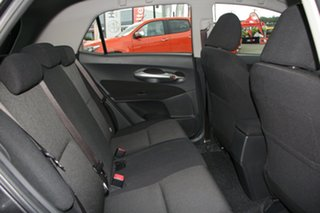 2011 Toyota Corolla ZRE152R MY11 Ascent Sport Grey 6 Speed Manual Hatchback
