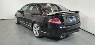 2011 Ford Performance Vehicles GS FG Boss 315 Black 6 Speed Sports Automatic Sedan