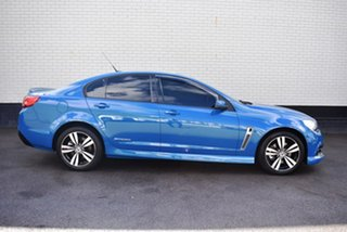2015 Holden Commodore VF MY15 SS Storm Blue 6 Speed Sports Automatic Sedan.