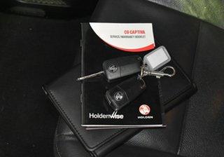 2010 Holden Captiva CG MY10 LX (4x4) Grey 5 Speed Automatic Wagon.