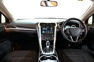 2016 Ford Mondeo MD Ambiente PwrShift Silver 6 Speed Sports Automatic Dual Clutch Wagon