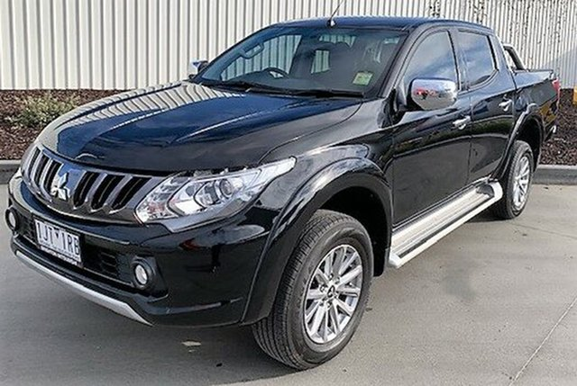 Used Mitsubishi Triton MQ MY17 GLS Double Cab, 2016 Mitsubishi Triton MQ MY17 GLS Double Cab 5 Speed Sports Automatic Utility