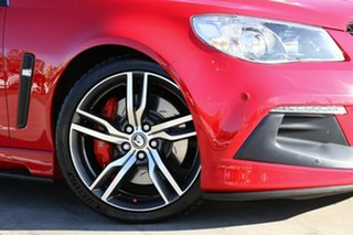 2015 Holden Special Vehicles ClubSport Gen-F2 MY16 R8 LSA Red Hot 6 Speed Sports Automatic Sedan