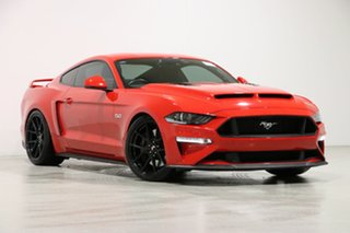 2018 Ford Mustang FN Fastback GT 5.0 V8 Red 6 Speed Manual Coupe.