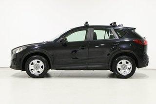 2014 Mazda CX-5 MY13 Upgrade Maxx (4x2) Black 6 Speed Automatic Wagon