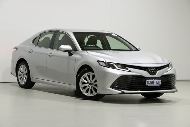 Used Toyota Camry ASV70R MY19 Ascent, 2019 Toyota Camry ASV70R MY19 Ascent Silver 6 Speed Automatic Sedan