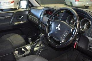 2011 Mitsubishi Pajero NW MY12 Platinum Edition Bronze 5 Speed Auto Sports Mode Wagon.