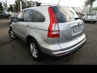 2010 Honda CR-V MY10 (4x4) Luxury Silver 5 Speed Automatic Wagon.