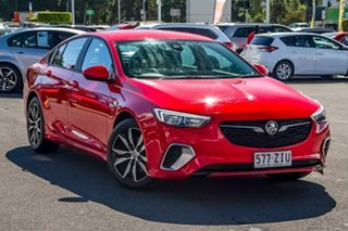 2018 Holden Commodore ZB MY18 RS Liftback AWD Red 9 Speed Sports Automatic Liftback.