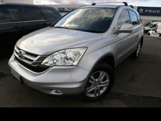 2010 Honda CR-V MY10 (4x4) Luxury Silver 5 Speed Automatic Wagon