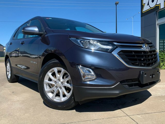 Used Holden Equinox EQ MY18 LS+ FWD, 2018 Holden Equinox EQ MY18 LS+ FWD Blue 6 Speed Sports Automatic Wagon