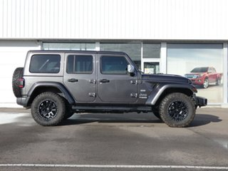 2018 Jeep Wrangler JL MY19 Unlimited Overland Grey 8 Speed Automatic Hardtop