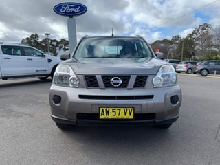2008 Nissan X-Trail ST Grey Constant Variable Wagon.