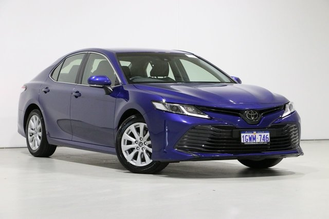 Used Toyota Camry ASV70R MY19 Ascent, 2019 Toyota Camry ASV70R MY19 Ascent Blue 6 Speed Automatic Sedan