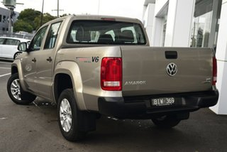 2019 Volkswagen Amarok 2H MY19 TDI550 4MOTION Perm Core Beige 8 Speed Automatic Utility.