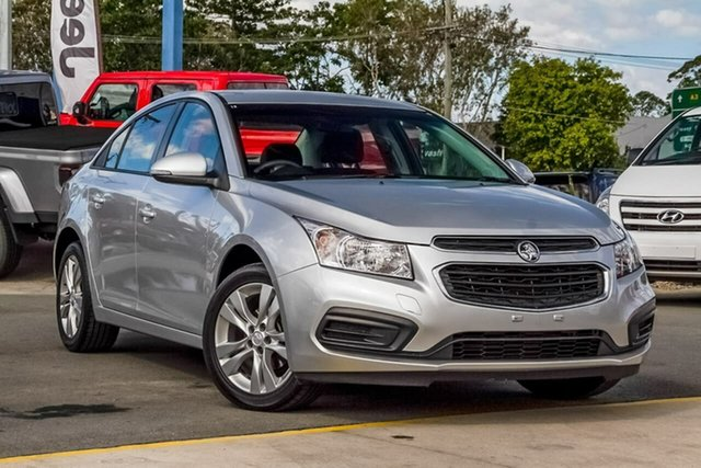 Used Holden Cruze JH Series II MY14 Equipe, 2014 Holden Cruze JH Series II MY14 Equipe Silver, Chrome 6 Speed Sports Automatic Sedan