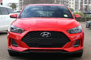 2019 Hyundai Veloster JS MY20 Turbo Coupe D-CT White 7 Speed Sports Automatic Dual Clutch Hatchback