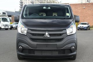 2020 Mitsubishi Express SN MY21 GLX SWB DCT Black 6 Speed Sports Automatic Dual Clutch Van