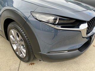 2020 Mazda CX-30 DM2WLA G25 SKYACTIV-Drive Touring Polymetal Grey 6 Speed Sports Automatic Wagon.