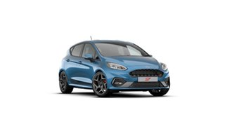 2020 Ford Fiesta ST Blue 6 Speed Manual Hatchback