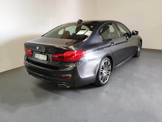 2019 BMW 520i G30 M Sport Steptronic Sophisto Grey 8 Speed Sports Automatic Sedan.