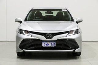 2019 Toyota Camry ASV70R MY19 Ascent Silver 6 Speed Automatic Sedan.
