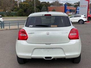 2019 Suzuki Swift AL GL Navigator White 5 Speed Manual Hatchback