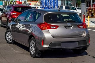 2015 Toyota Corolla ZRE182R Ascent S-CVT Positano Bronze 7 Speed Constant Variable Hatchback.