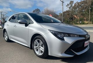 2018 Toyota Corolla Mzea12R Ascent Sport Silver Constant Variable Hatchback.