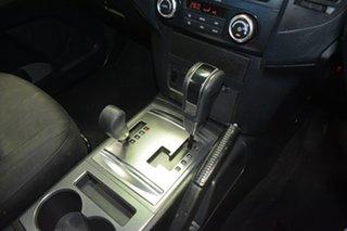 2011 Mitsubishi Pajero NW MY12 Platinum Edition Bronze 5 Speed Auto Sports Mode Wagon