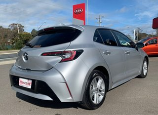 2018 Toyota Corolla Mzea12R Ascent Sport Silver Constant Variable Hatchback