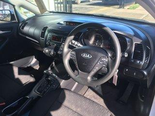 2014 Kia Cerato YD S White Sports Automatic