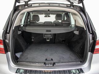 2013 Mercedes-Benz ML250 CDI BlueTEC 166 4x4 Silver 7 Speed Automatic Wagon