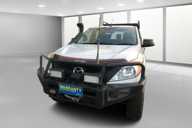 Used Mazda BT-50 UP0YF1 XTR, 2013 Mazda BT-50 UP0YF1 XTR 6 Speed Sports Automatic Utility