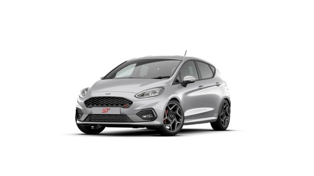 New Ford Fiesta ST Townsville, 2020 Ford Fiesta ST Moondust Silver 6 Speed Manual Hatchback