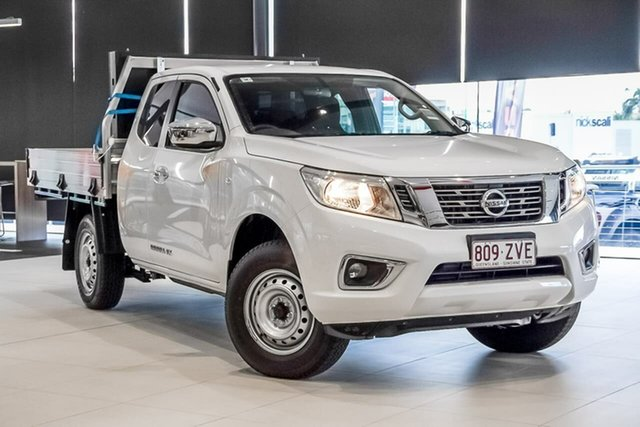 Demo Nissan Navara D23 S4 MY20 RX King Cab 4x2, 2020 Nissan Navara D23 S4 MY20 RX King Cab 4x2 Polar White 6 Speed Manual Cab Chassis