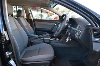 2013 Holden Commodore VE II MY12.5 Omega Sportwagon Black 6 Speed Sports Automatic Wagon.