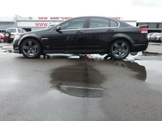 2013 Holden Commodore VE II MY12.5 SV6 Z Series Black 6 Speed Sports Automatic Sedan