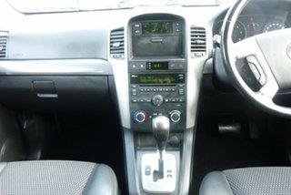 2010 Holden Captiva CG MY10 CX AWD Blue 5 Speed Sports Automatic Wagon