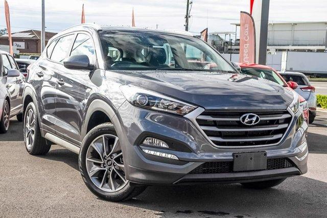 Used Hyundai Tucson TL MY18 Active X 2WD, 2018 Hyundai Tucson TL MY18 Active X 2WD Pepper Gray 6 Speed Sports Automatic Wagon