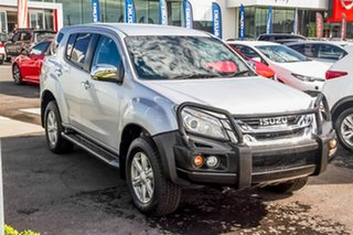 2016 Isuzu MU-X MY16.5 LS-U Rev-Tronic Silver 6 Speed Sports Automatic Wagon.