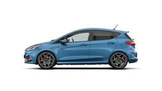 2020 Ford Fiesta ST Blue 6 Speed Manual Hatchback.